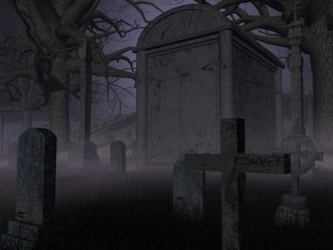 Pick your perfect graveyard this Halloween!